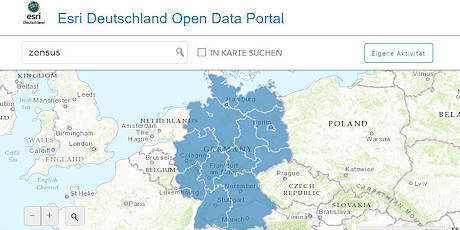 Zensus-Daten: Ready-to-use Open Data