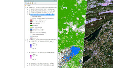 ArcGIS Sentinel Download Tools