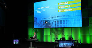 Video: Integrating Our Government & Open Data