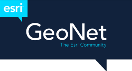 GeoNet - The Esri Community