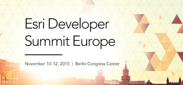 Esri Developer Summit Europe