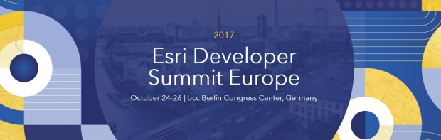 Esri Developer Summit Europe 2017